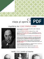 1. C.S. Lewis - Viața Și Opera