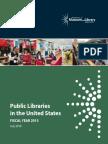 Public Library Survey 2018