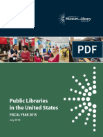 Public Library Survey 2018