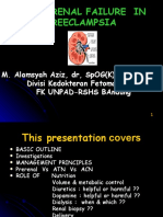 Renal Failure in Pregnancy.dr Alam