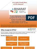 Bharat 22 ETF - Product PPT