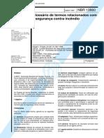 NBR 13860 - 1997 - Glossario De Termos Relacionados Com A Seguranca Contra Incendio.pdf