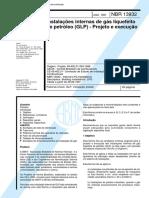 NBR 13932 - 1997 - Instalações Internas de GLP.pdf