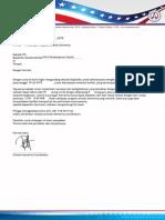 19 Juli 2018 Schools@America Invitation Letter MTs Pembangunan Ciputat