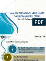 3. Kaedah Pelaksanaan - Perincian Modul Aplikasi & Kemahiran Asas