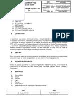 Pci-05 Procedimiento de Capacitacion
