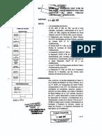 Reglamento Para Contrato de Obras Publicas
