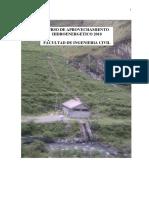 Curso Aprov. Hidroenergetico ABRIL 2018
