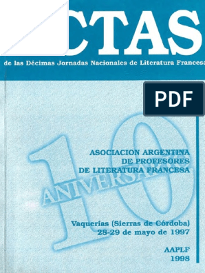X 1997 Menor Peso Autobiografías Memoria