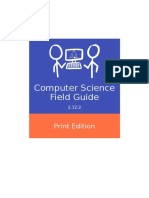 Computer Science Field Guide - Student Version