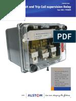 Trip circuit & Trip Coil supervision VAX31.pdf