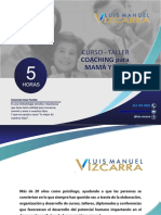 Folleto Coaching para Padres