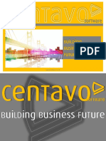 Centavo Software Apresentação Comercial