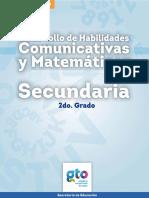 Habilidades comunicativas y matemáticas