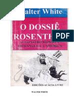 O Dossiê Rosenthal