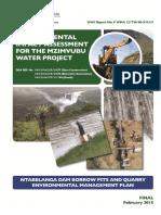 EMPL Ntabelanga Dam (Part 1)