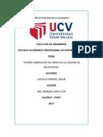DISENO HIRDRAULICO PRESA.docx