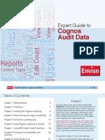 Expert Guide to Cognos Audit Data