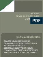 8. Negara Islam