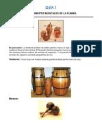 Instrumentos Cumbia