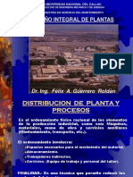 3.- Tercera Clase-distribucion de Plantas I- 20