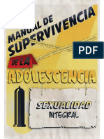 Manual de Supervivencia SEXUALIDAD