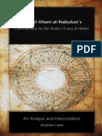 Nabalusi Commentary on Fusus Al Hikam