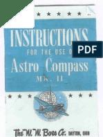 AstroCompass Manual