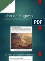 Idea de Progreso