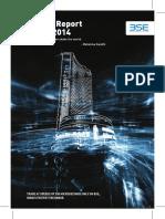 Bse Annualreport 2013 14