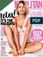 Cosmopolitan - January 2016 AU