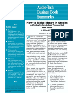 02-How to Make Money in Stocks Summary (William J ONeal).pdf