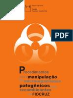 Rocedimentos Para Manipulacao de Micrrorg Patog - Fiocruz