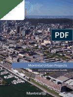 Montréal Urban Projects