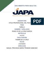 tarea 4 Etica profercional del pricologo.docx