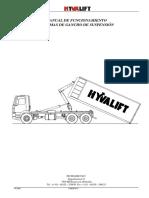 Manual de Operación y Mantención Hook Loaders HYVA