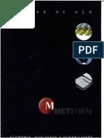 [Catalogo] - Metform - Telhas de Aco