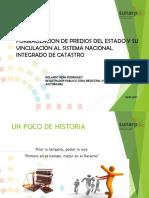 Exposicion Formalizacion de Predios Del Estado y Su Vinculacion Con El Sistema de Catastro (2)