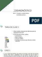 CASOS PRÁCTICOS EVALUACIÓN PSICOLÓGICA
