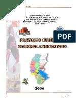 (Per) Proyecto Educativo Regional