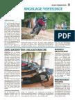 Zeitungsbericht Glattaler 3. August 2018 Seite 15