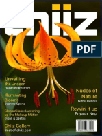 Chiiz Volume 17 Flower Photography
