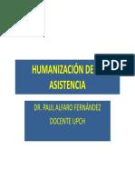 6_humanización de La Asistencia
