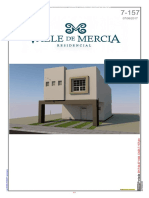 2017-06-05 Vdm. Casa 7-157 Proyecto Ejecutivo