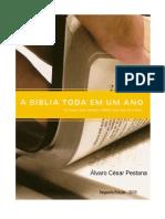 A Biblia Toda Em Um Ano-2010