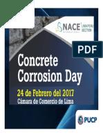 concreto corrosion