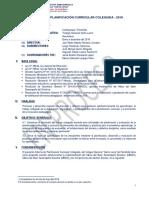 Sistema de Planificacion Colegiada Interno 01.07.18
