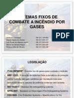 Sistemas Fixos de Combate a Incêndio Por Gases Pptx (2)