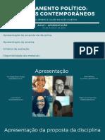 Aula 1 - Pensamento Político_ debates contemporâneos.pdf