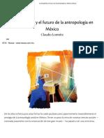 Políticas Identitarias-culturales Lomnitz